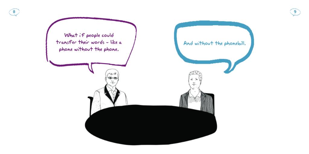 Skype brand story.